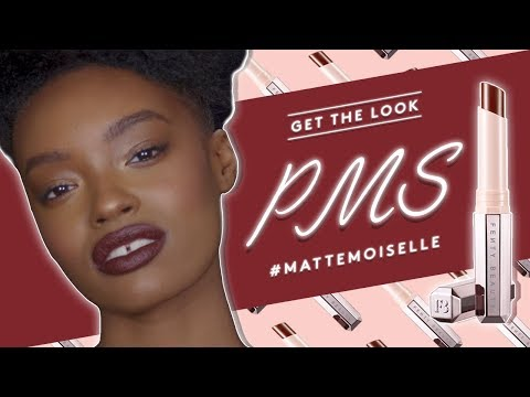 Day to Night Look with MATTEMOISELLE in PMS |  FENTY BEAUTY