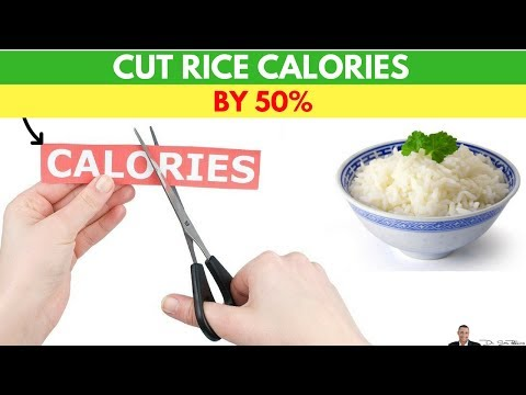 🍽️ A Simple & Proven Way To Cut Rice Calories By 50%