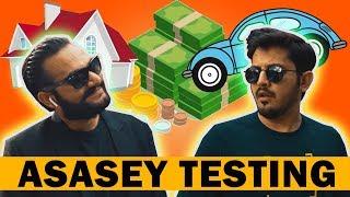 ASASEY TESTING | Karachi Vynz Official
