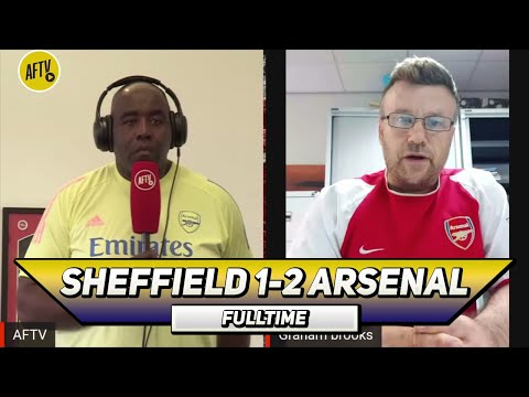 Sheffield Utd 1-2 Arsenal | Arteta Got It Right! (Graham)
