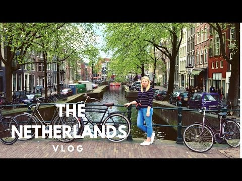 THE NETHERLANDS: VLOG| Amsterdam | Keukenhof Gardens | Volendam |Zaanse Schans