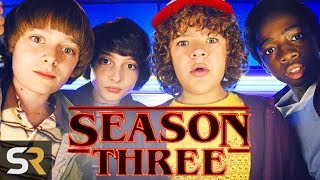 Stranger Things: 10 Daring Predictions For Season 3