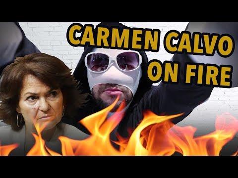 Xxx Mp4 La Semana De Carmen Calvo 3gp Sex