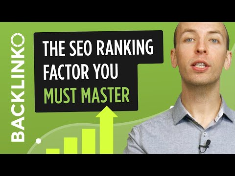The SEO ranking factor you MUST master in 2018 (and beyond)