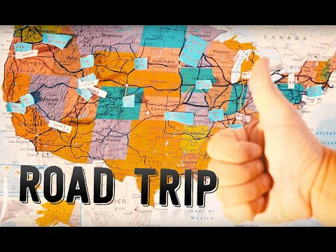 PLANNING a 3 month Road Trip around America