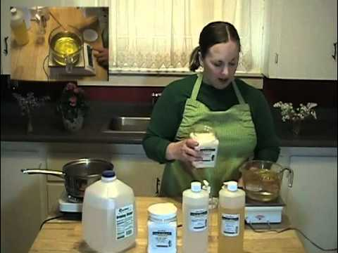 DIY Episode #10- Natural Hand & Body Lotion