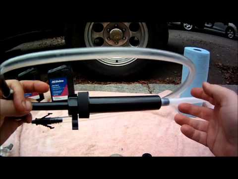 Transfer Case Fluid Replacement, How-To Video