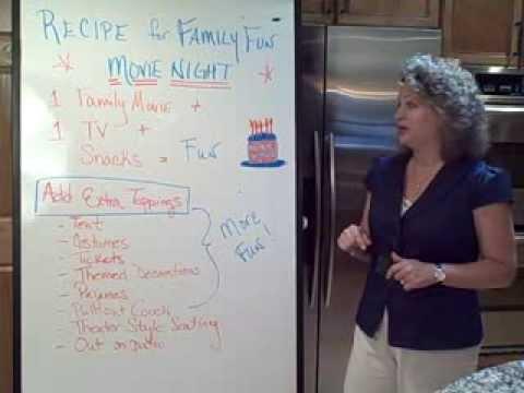 Ideas to Make Family Movie Night More Fun