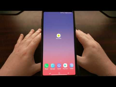 Galaxy Note 9 | Restoring Original Samsung Firmware