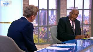 Neville Lawrence recounts day Stephen was murdered