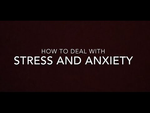 Phd Fashionista's Survival Guide to Grad School: how to deal with stress and anxiety