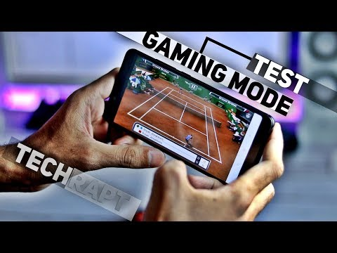 Xiaomi Redmi Note 5 Pro : Gaming Test with Performance Mode
