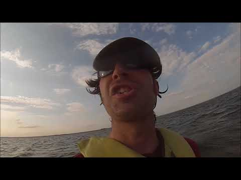 Kayak Capsize - Lost $300 worth of gear