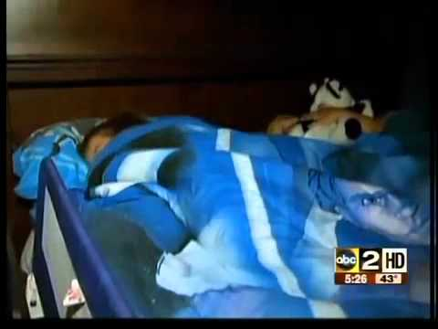 Snoring and kids behavior