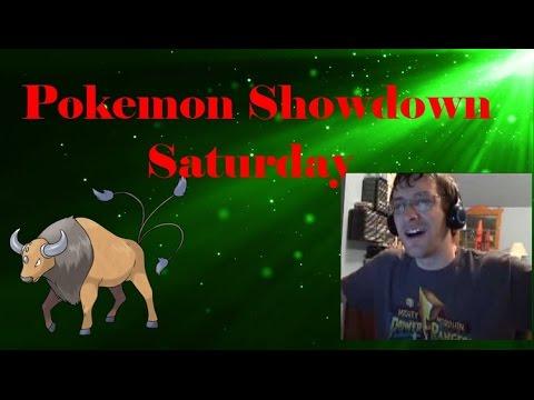 But... Why?! || Pokemon Showdown Saturday (vs. RaidCrime)
