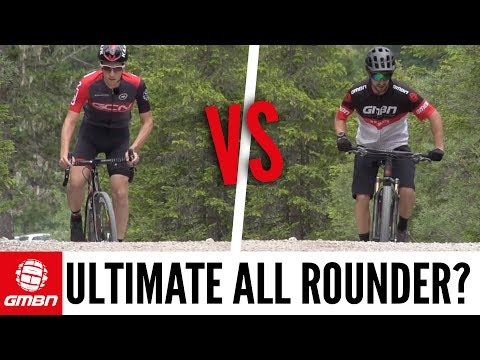 What Is The Ultimate All Rounder Bike? GMBN Vs GCN