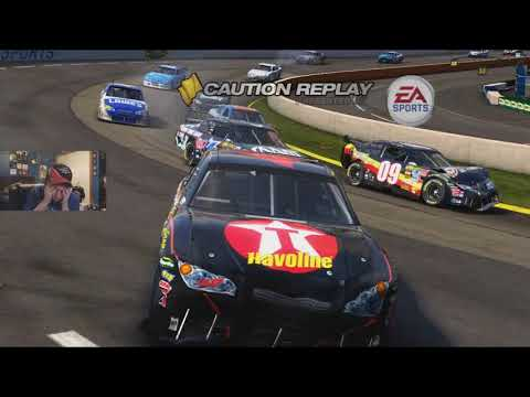 Best Of The Contract Challenges In NASCAR 08 (Xbox 360)