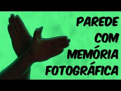 Faça uma parede com memória fotográfica (Superquímica)