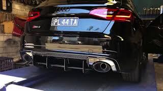 Audi Retrofits - 2016 Audi RS3 With Brand New LED Facelift