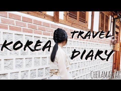 HANBOK & LOVE LOCKS !   Korea Travel Diary #1
