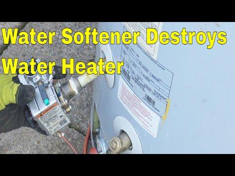 What Happens When Water Softner Go Bad