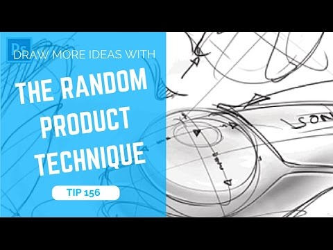 Sketch your product design ideas fast | Design Sketching tutorial