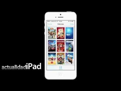 VideoReview de iOS 7 (III): iTunes Radio, Música y Vídeos