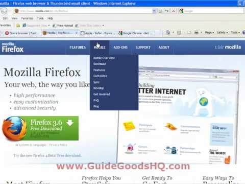 4 Marvelous Alternatives To Internet Explorer