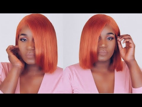 HOW TO COLOR  INSTALL & STYLE VIRGIN BRAZILIAN DEEP WAVE | ALI PEARL HAIR