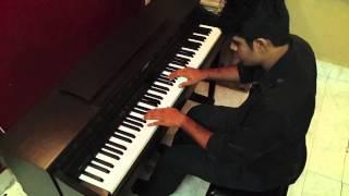 Tum hi Ho Aashiqui 2 Piano Cover by Vishal Raj
