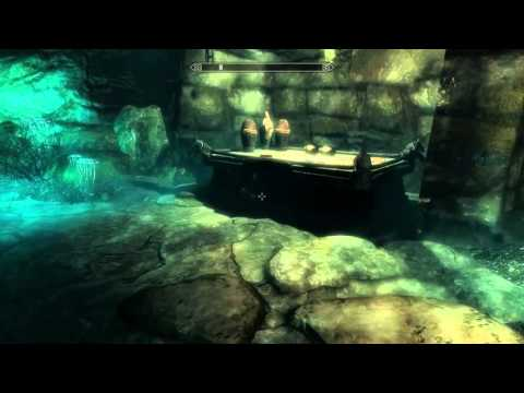 How to get inside Lost Echo Cave - Skyrim