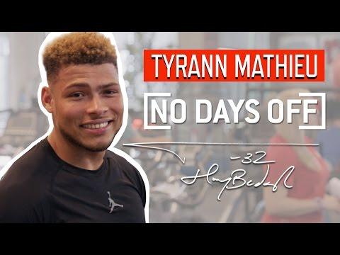 Tyrann Mathieu Is A BEAST | No Days Off