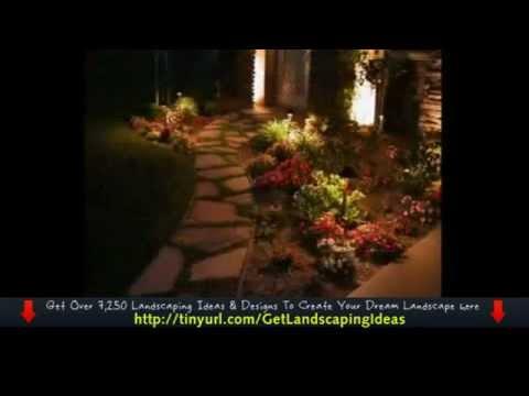 Do It Yourself Landscaping Ideas - Landscape Ideas For Backyard