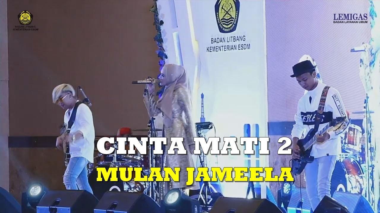Download Mulan Jameela - Cinta Mati II (Live with Dede Aldrian on Lead Guitar) HQ Audio Video MP3 Gratis