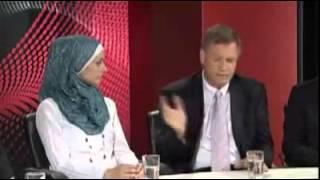 Andrew Bolt challenges Muslim, on Australia