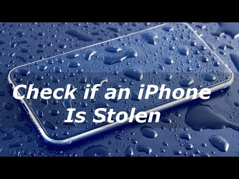 How to Easily Check if an iPhone Is Stolen or Blacklisted | Buying a used iPhone?
