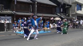 7月17日(土) 銚子大漁節保存会@佐原の大祭夏祭り
