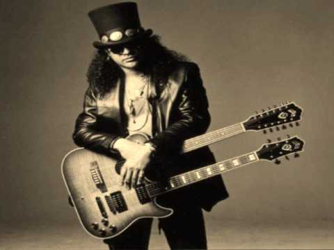 I HOLD ON - SLASH Fet. KID ROCK