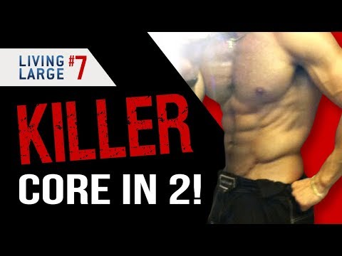 How To Get RIPPED ABS! 2 Odd Moves, 1 Sculpted Midsection!
