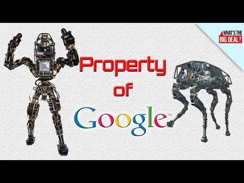 Meet Google's New Robot Army