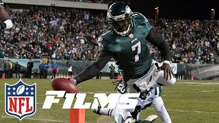 Michael Vick Makes His Return To The Nfl With The Eagles Mike Vick A