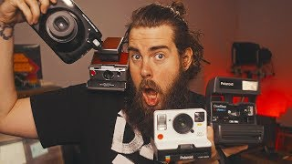 Get the Perfect POLAROID CAMERA - Instant Camera Buyer