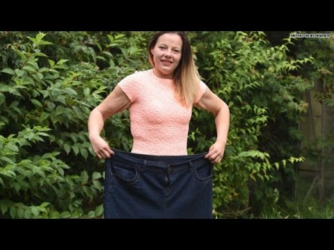 Mom quits drinking soda, loses 115 pounds!