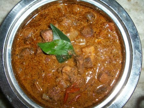 Simple Nutritious Chettinad Mushroom Gravy - South Indian Recipe