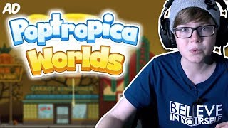 POPTROPICA WORLDS!!