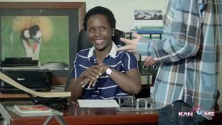 When true love strikes again. Kansiime Anne. African Comedy