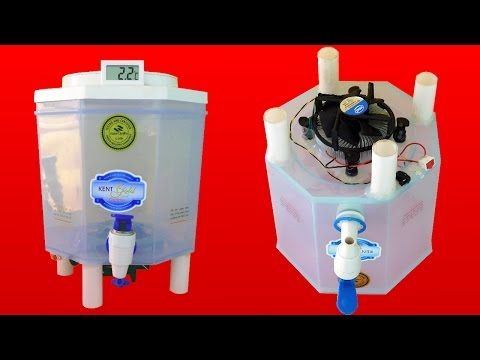 Cold Water Dispenser home made