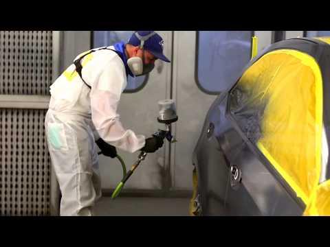 Blending Metallic Paint