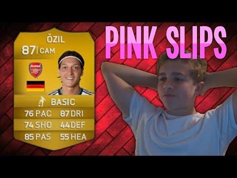Fifa 14 | HUGE Pink Slips - Mesut Özil -
