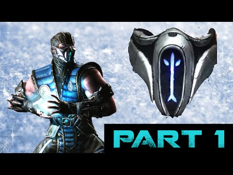Sub Zero Mask Tutorial - Part 1